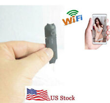 wireless spy IP WIFI network mini DIY camera hidden small HD camera micro dvr