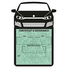 Porte assurance SCIROCCO 3 Volkswagen étui vignette voiture Stickers auto rétro