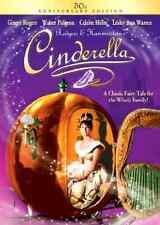 Rodgers & Hammerstein's Cinderella ( DVD) [G] Ginger Rogers  [TRAILER INSIDE] .