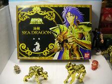 Saint Seiya Les chevaliers du zodiaque sea dragon kanon vintage Bandai 2004 NEW