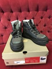 Redington Skagit River Wading Boots Sticky Rubber Sz8 Fly Fishing NIB
