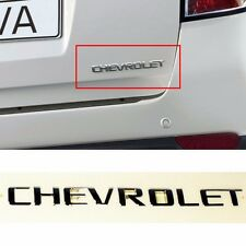New OEM Parts [CHEVROLET] Rear Logo Emblem For Chevrolet Holden Captiva 2008+