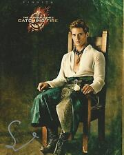 The Hunger Games: Catching Fire *SAM CLAFLIN* Signed 8x10 Photo AD1 PROOF COA