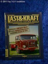 Last & Kraft 3/00 Krupp SF 801 100 Jahre Mack Routmaste