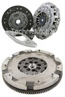 LUK DUAL MASS FLYWHEEL DMF AND COMPLETE CLUTCH KIT FOR BMW 3 SERIES 325 / 330 D