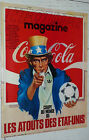 EQUIPE MAGAZINE N°133 1982 FOOTBALL USA VION SKI RUGBY PEBEYRE BERGER KARATE