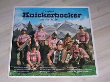 Die Original KNICKEBOCKER von der Schlei / Rare 1982er LP auf UNIT ART Records !