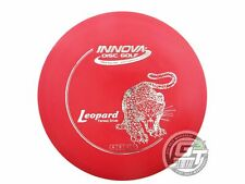 New Innova Dx Leopard 160g Red Silver Foil Fairway Driver Golf Disc
