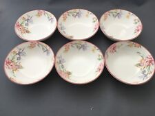 Set of Six Royal Albert Ophelia Sweet Bowls.Excellent Condition.