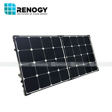 Renogy Eclipse 100W 12V Mono Solar Panel Portable Folding Suitcase Final Sale