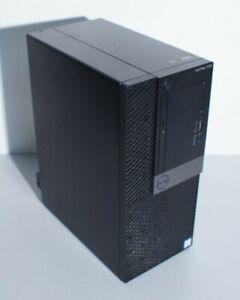 DELL Optiplex 7060 i7-8700 3.2 Ghz 6 Cores 16Go 512 Go M2SSD USB-C PC Ordinateur