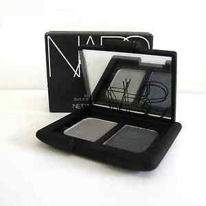 NARS Duo Eyeshadow Underworld FULL SIZE BOXED 0.14 oz