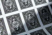 Rebel Uncut Sheet - Theory 11 - Playing Cards - Very Rare - New