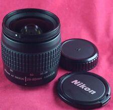Nikon AF 28-80mm obiettivo con garanzia D7000 D7100 D80 D100 Ecc. FULL frame/DX