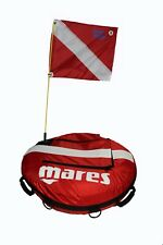Mares Training Float Buoy with DXDIVER Legal Diving Flag Freediving Instruction