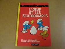 BD / LES SCHTROUMPFS T 4 - L'OEUF ET LES SCHTROUMPFS