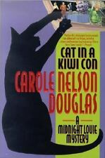Cat in a Kiwi Con: A Midnight Louie Mystery-ExLibrary