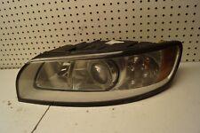 2008 09 10 11 2012 Volvo S40 V50 Left Side Halogen Headlight Lamp OEM 31265706