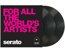 "Serato Control Vinyl 2x10"" - For all the World's Artists"