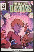 MAXWELL's DEMONS #1 (of 5) (2017 VAULT Comics) ~ VF/NM Book