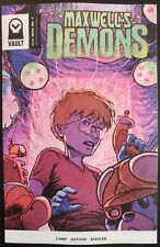 Maxwell's Demons #1 (of 5) (2017 Vault Comics) ~ Vf/Nm Book