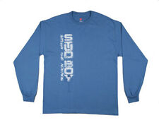 STUD BOY 2013 BLUE LONG SLEEVESHIRT MEDIUM