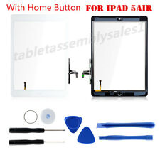 Touch Screen Glass Digitizer Replacement For Apple iPad 2 3 4 Air 1 Mini 1 Mini2
