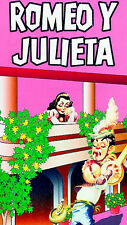 Romeo y Julieta (Cantinflas) Brand new DVD