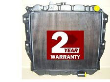 RADIATOR FITS DAIHATSU FOURTRAK  ROCKY  RUGGER TURBO DIESEL 1992 TO 2002