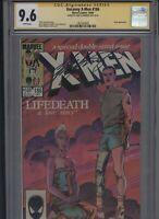Uncanny X-Men #186 CGC 9.6 SS Chris Claremont 1985 Barry Windsor-Smith