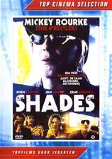 Shades NEW PAL Cult DVD Mickey Rourke Koen De Bouw