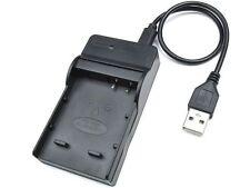 USB Battery Charger for Panasonic DMW-BLG10 DMW-BLG10E DMW-BLG10GK DMW-BLG10PP