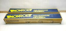 PAIR OF NEW MONROE GAS-MAGNUM SHOCKS FOR 65-91 JEEP GRAND WAGONEER CJ7 34958