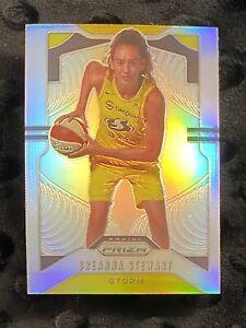 Breanna Stewart 2020 Panini WNBA Prizm Silver SP #70 Seattle Storm