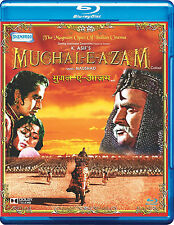 MUGHAL-E-AZAM - IN COLOUR - ORIGINAL BOLLYWOOD 2 DISC BLU-RAY - FREE POST