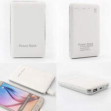 20000mAh Slim External Protable Backup Battery Phone Tablet Charger Power Bank