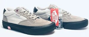 New Vans Rowan Pro Sneaker Desert Taupe Black Men's Size 7 Tan Beige Etc