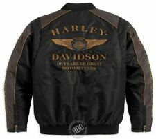 Harley Davidson 110 th anniversary Nylon Jacke Jacket 97548-13-VM NEU Größe L