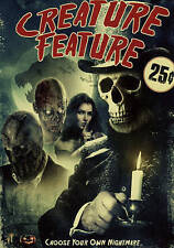 Creature Feature (DVD, 2016)