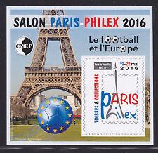 BLOC CNEP N° 72a ** NON DENTELE Gommé, SALON PARIS PHILEX 2016, TB