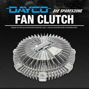 Dayco Fan Clutch for Holden Colorado RG Colorado 7 RG Trailblazer RG