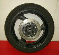 Cerchio posteriore con disco e corona per Yamaha YZF 750