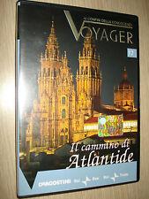 DVD N° 17 IL CAMMINO DI ATLANTIDE VOYAGER AI CONFINI CONOSCENZA ROBERTO GIACOBBO