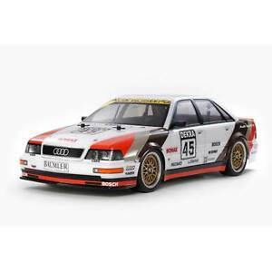 Tamiya America Inc 1/10 1991 Audi V8 Touring TT-02 Kit