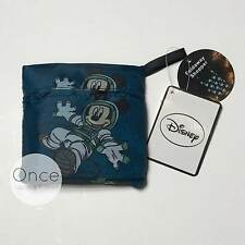 DISNEY ASTRONAUT SPACEMAN MICKEY MOUSE Fold Away Shopper Shopping Tote Bag