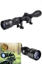 Air Rifle Scope Night Vision Airsoft Crosshair Sniper Pellet Gun Hunting 3-9x40