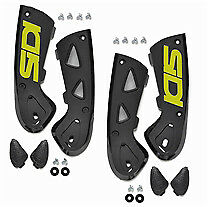 Sidi Vortice Motorcycle Boots Ankle Support Braces Fluo Pair - EU 45-48
