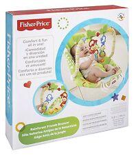 Mattel BCG47 Fisher Price Hängematte Wippe elektrisch Vibration Schaukel Affen