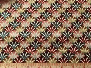 Kimono Collection Hoffman California Cotton Fan Fabric B931 BTY