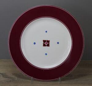 Dibbern Oriental Kuchenteller Frühstücksteller Teller Ø ca. 21,5 cm Goldabrieb!!